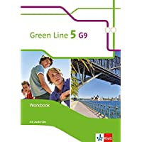 Green Line 5 G9: Workbook mit Audio CD Klasse 9 (Green Line G9. Ausgabe ab 2015)