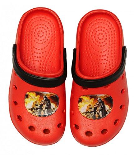 Dal Star Ss09802 Al 35 Mare Crocs Wars Disney Ciabatte 24 4 UR4SxWqA