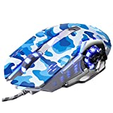 Mechanical Pc Gaming Mice Wired Desktop Laptop Mouse 4-Speed Dpi Switching Professional Gaming Mouse