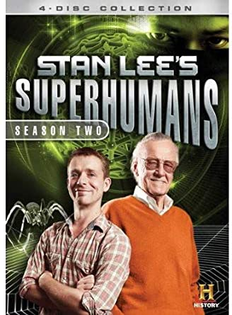 stan lees superhumans