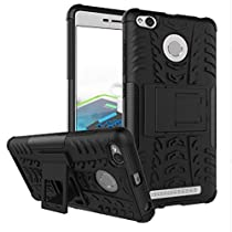 Xiaomi Mi Redmi 3S Prime Rugged Kickstand Case By DMG