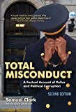 Front cover for the book Total Misconduct by Samuel Clark