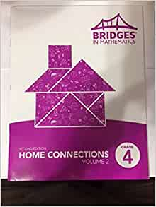 Bridges in Mathematics, 2nd Edition, Home Connections ...