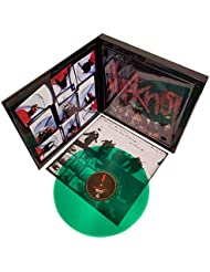 Slipknot 2009 Road Runner Records Green Vinyl LP Album & Tee Shirt Box Set - Size XL