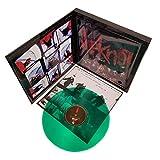 Slipknot 2009 Road Runner Records Slime Green Vinyl LP Debut Album + T-Shirt Box Set (XL)