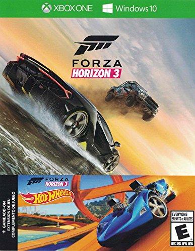 Forza Horizon 3 + Hot Wheels DLC Xbox One / PC Digital Code ( NOT A PHYSICAL COPY, NO CD )