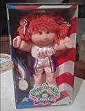 New Cabbage Patch Kids Ltd Ed. Olympikid Olympics Basketball Doll