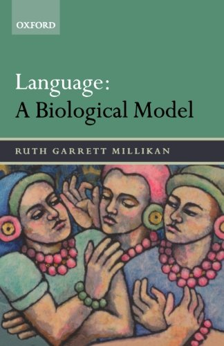 Language: A Biological Model by Clarendon Press