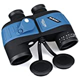 SVBONY SV34 Marine Binoculars 7x50 Waterproof Porro Prism Bak4 for Hunting Boating Fishing