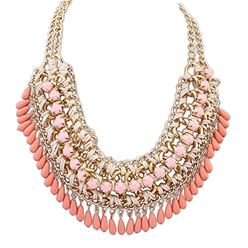 Eyourlife Fashion Jewelry Statement Necklace