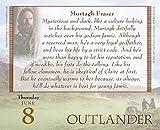 Outlander 2017 Boxed/Daily Calendar
