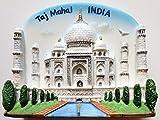 Thai MCnets Taj Mahal INDIA Resin 3D fridge Refrigerator Thai Magnet Hand Made Craft