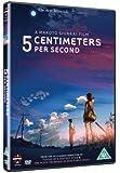 Five Centimetres Per Second [Region 2] [UK Import]