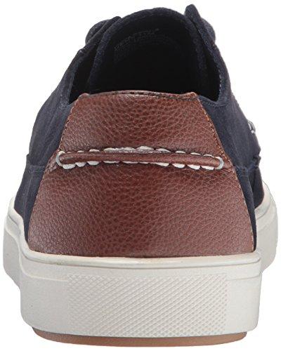 Kenneth Cole Reazione Mens Flying Color-s Fashion Sneaker Blu Scuro