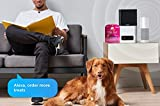 Petcube-Bites-Wi-Fi-Pet-Camera-with-Treat-Dispenser-2-Way-Audio-HD-1080p-Video-and-Night-Vision-for-dogs-and-cats-Works-with-Amazon-Alexa-As-seen-on-Ellen