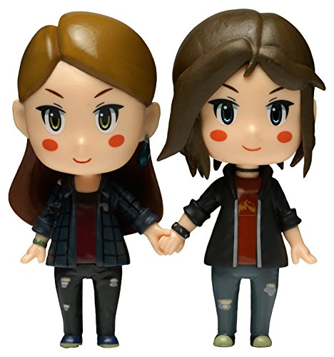(Life is Strange Exclusive Chloe and Rachel Vinyl figurines)