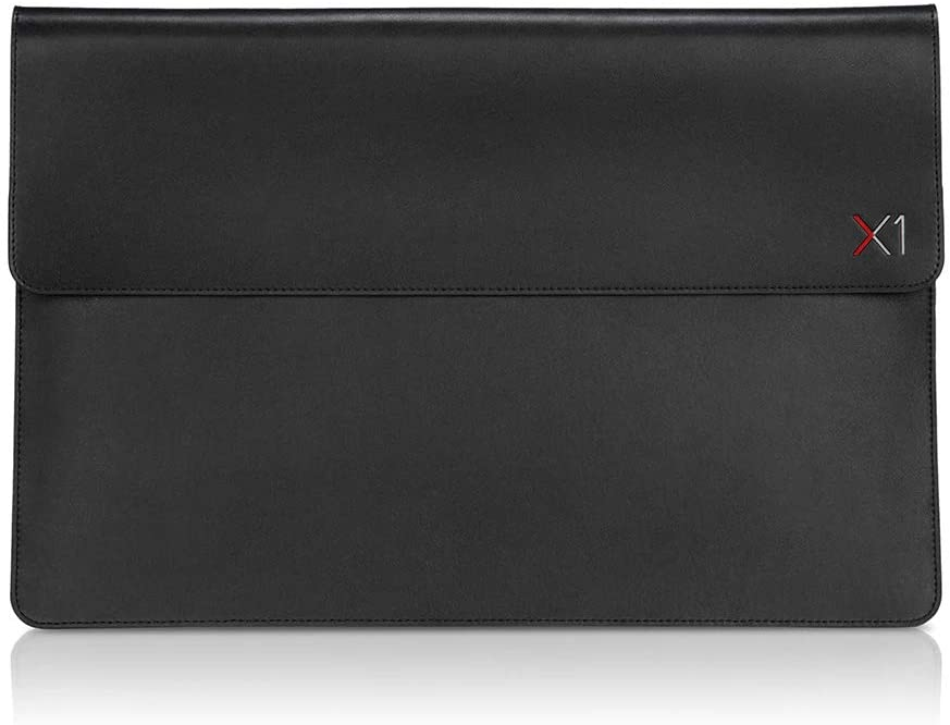 "Lenovo Notebook Case Leather 14"" ThinkPad X1 Carbon/Yoga Case"