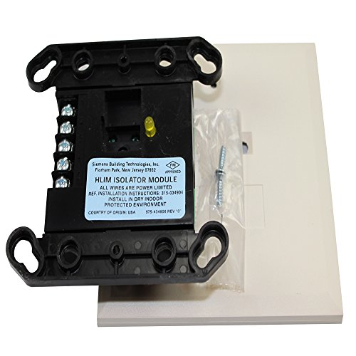Siemens Hlim / 500-033170 Fire Alarm Loop Line Isolator Module