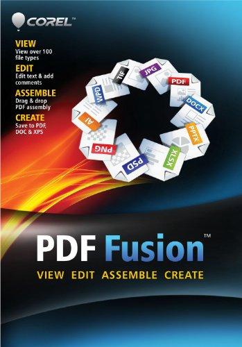 PDF Fusion - PDF Creator Toolkit [PC -