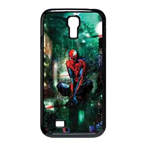 Spider Man Digital Art Samsung Galaxy S4 90 Cell Phone Case Black present pp001_9617570