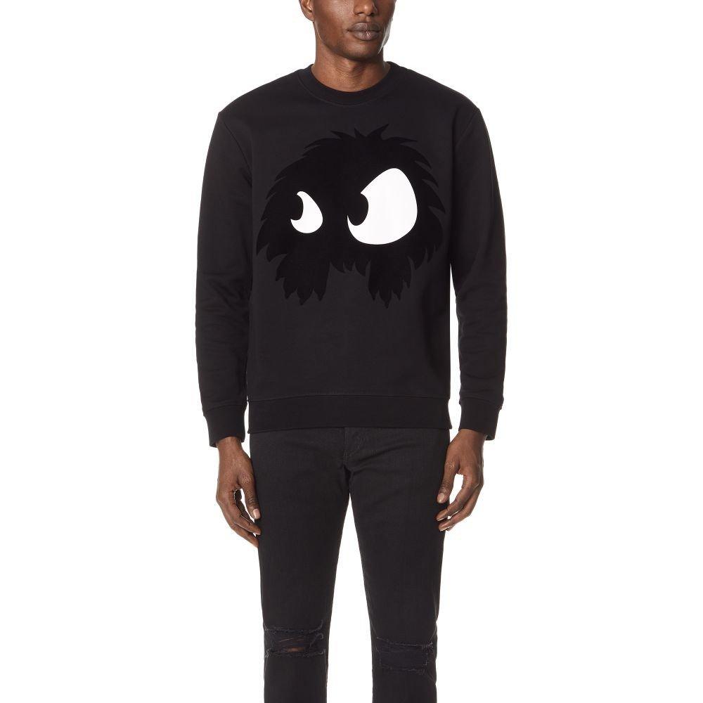(アレキサンダー マックイーン) McQ - Alexander McQueen メンズ トップス スウェットトレーナー Big Sweatshirt [並行輸入品] B07FNMD4VR XS