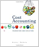 Cost Accounting 9780324560558