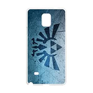 Cell Phone case The Legend of Zelda Cover Custom Case For Samsung Galaxy Note 4 N9100 MK8Q982674