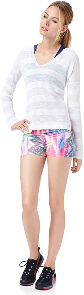 Aeropostale Womens Running Athletic Workout Shorts