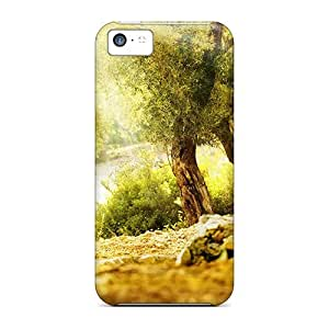 NRYQVKx7515rpcmL Nature Other Summer Park Fashion Tpu 5c Case Cover For Iphone by icecream design