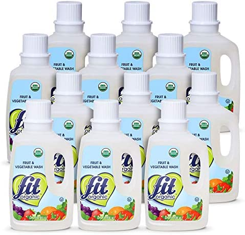 Fit Organic Produce Vegetable Pesticide product image