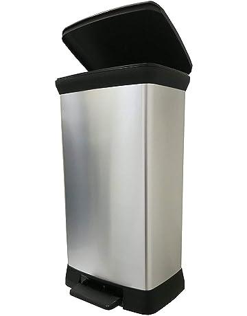 Amazon.es: Cubos de basura para la cocina: Hogar y cocina