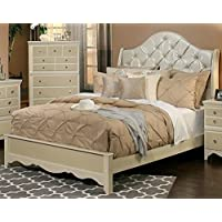 Sandberg Furniture 354A Marilyn Bed, Queen