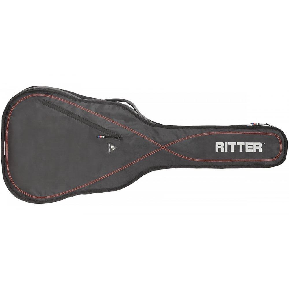 Amazon.com: Ritter rgp2-e Elec Guitar Bag/Case for electrica-bajo ...