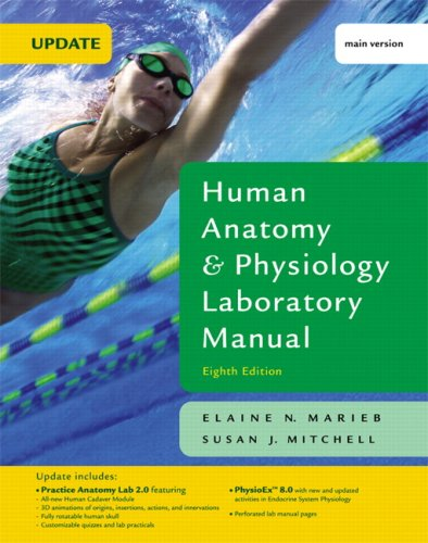 Human Anatomy & Physiology Laboratory Manual, Main Version Value Package (includes Brief Atlas of the Human Body) (2