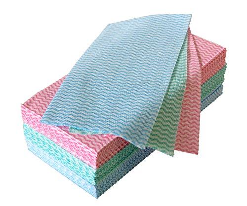 カウンタークロス 3色アソート(ピンク、グリーン、ブルー) 60枚入