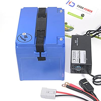 CODD POWER 72V 20AH Electric Bike Lithium ion Battery, 72V Scooter Lithium Battery Pack for 2000W Ebike : Sports & Outdoors