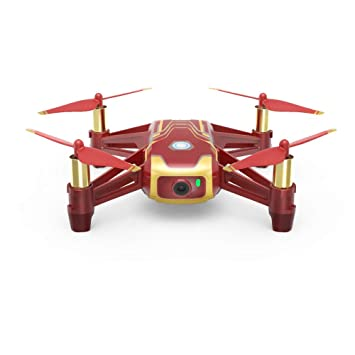 Ryze DJI Tello Iron Man Edition: Amazon.es: Electrónica