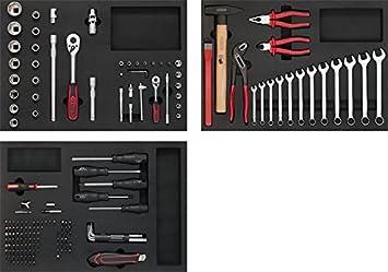 KS Tools 815.0174 - Juego de herramientas (pack de 174): Amazon.es: Bricolaje y herramientas