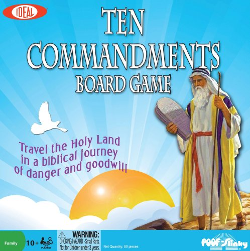 the 3 commandments board game - 4