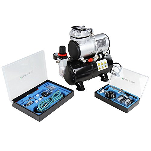 Timbertech Airbrush Kit with