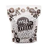 White M&M'S Bulk Candy Bag (5lb)