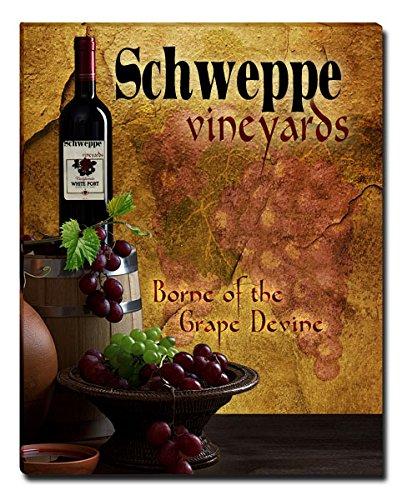 grape schweppes - 1