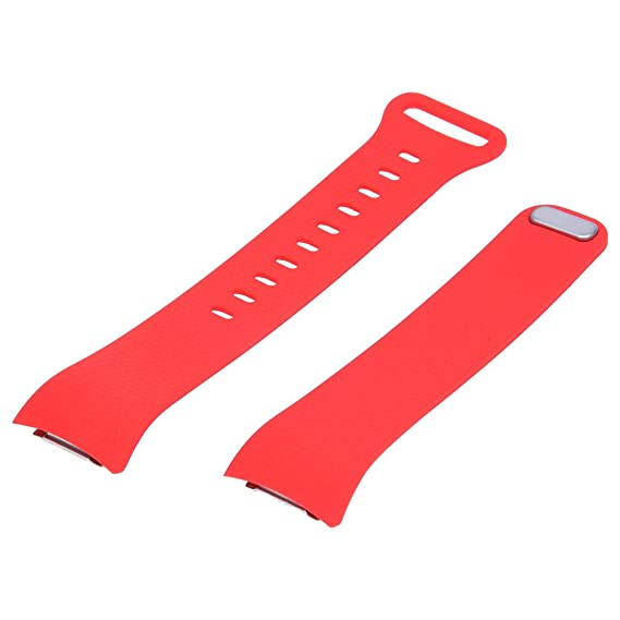 Amazon.com: Samsung Gear Fit 2 SM-R360 Watch Band - TOOGOO(R)Replacement Luxury Silicone Watch Band Strap For Samsung Gear Fit 2 SM-R360Colour:Red: Watches