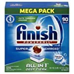 Finish All in 1 Powerball Mega Pack,...