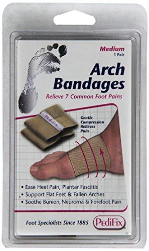 Pedifix Bandages (PediFix Arch Bandages, Medium)