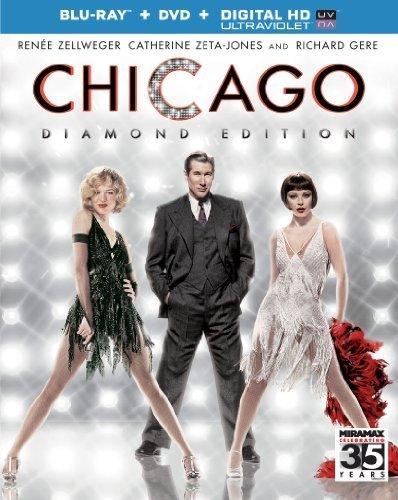 Chicago (Diamond Edition Blu-ray / DVD + UltraViolet Digital Copy) by Lions Gate