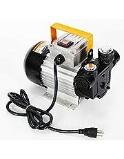 10V Oil Pump American Standard (Us Plug) Cast Iron Electric Oil Pump Transfer Fuel Diesel Self Priming Transferpump 550W!