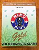 Cheap Memo Plus Gold 30caps