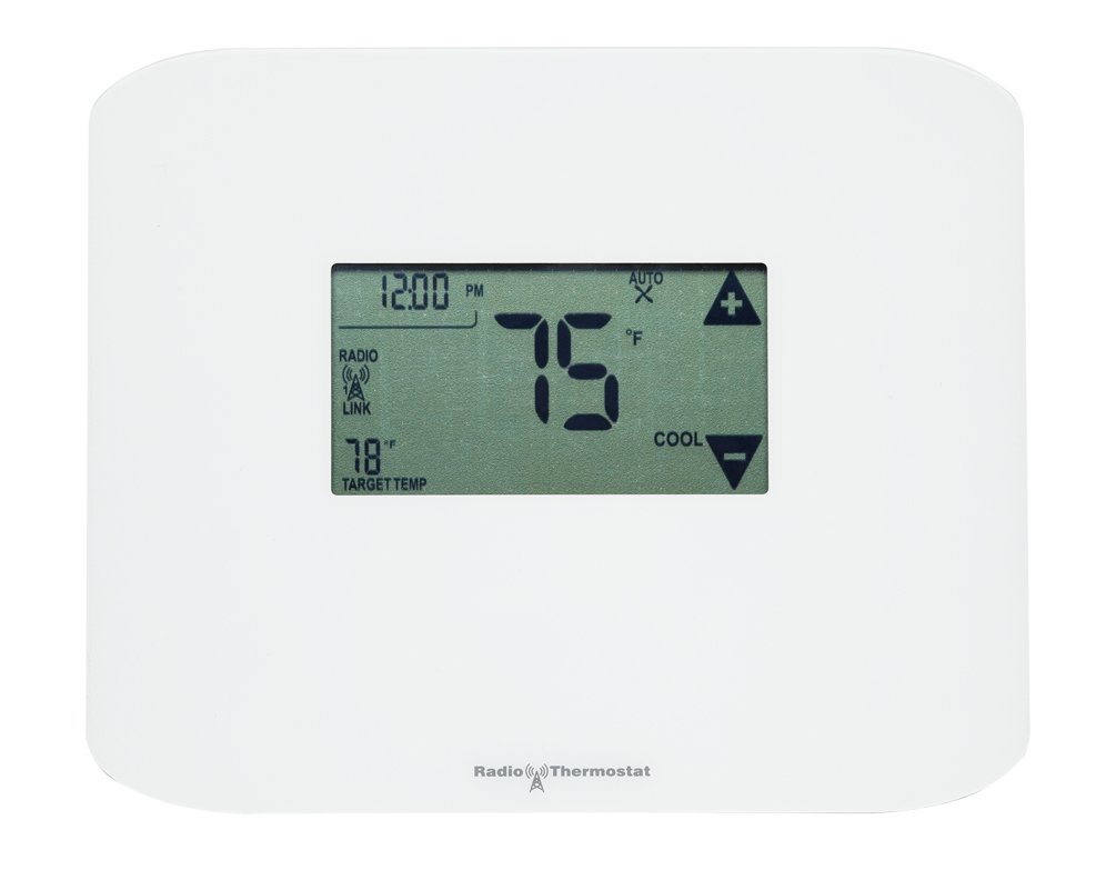 Radio Thermostat CT100 Plus Z-Wave Plus Programmable Thermostat