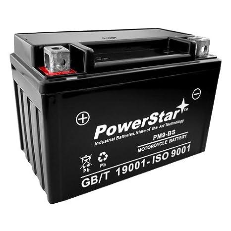 Amazon com: YTX9-BS Go-Kart Battery for DAZON KARTS Raider Classic